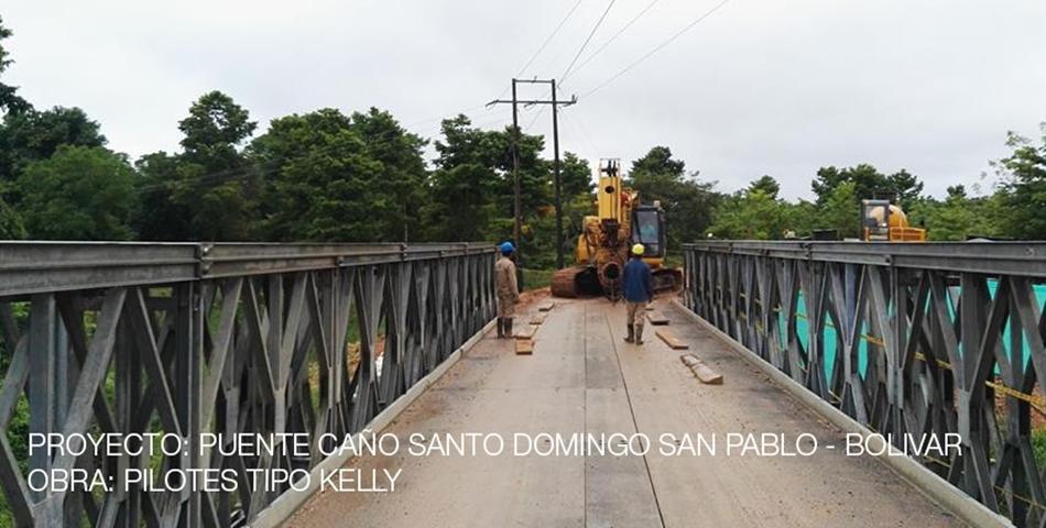 Puente Santo Domingo San Pablo